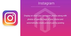 awesome Instagram Magento2 Extension (Magento Extensions)