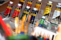 Art supplies - The Tedster/Flickr