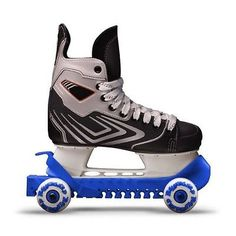 Other Hockey Skates 165935: Rollergard Ice Skate Guard, Blue -> BUY IT NOW ONLY: $78.59 on eBay!