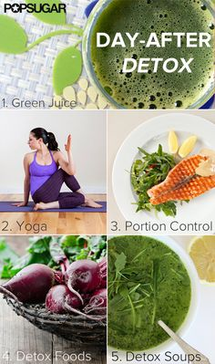 Day-After Detox: How to Get Back on Track After Thanksgiving