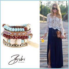 Bracelet by Bibi Bijoux #swarovski #handmade #sisters #bibi #bijoux #bibibijoux