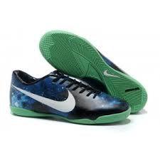 c7f2d0f11dd Nike Mercurial Vapor IX CR7 Limited Edition IC Football Boots 2013 Black  White Blue Green Galaxy