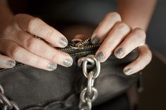 Project: Perfect Manicure with Stamped Nails