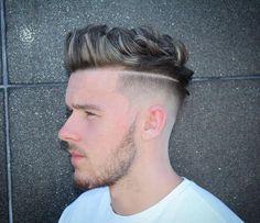 Ultimi tagli di capelli corti uomo