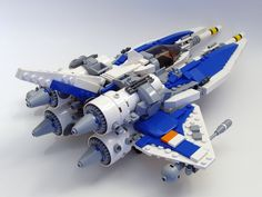 LEGO MOC   SF-100B Cobra #space