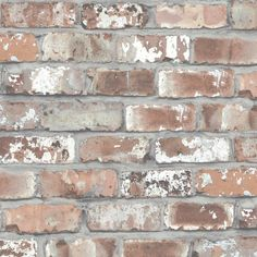 Quality Brick Effect Wallpaper - Red & White Faux Brick Wall Tiles - W&M – Woodchip & Magnolia Red Brick Wallpaper, Kitchen Wallpaper, Brick Effect Wallpaper Living Room, Brick Wallpaper Accent Wall, Wallpaper Samples, Wallpaper Desktop, Disney Wallpaper, Wallpaper Quotes, Wallpaper Backgrounds