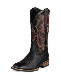 #Ariat Men's Tombstone Black #Boots