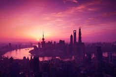 Good Morning Shanghai By Jerry Yang