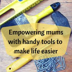 Mums Power Tools Online Course on Time Management, Planning, and getting things done.  Only $97 Visit www.mumspowertools.com/join to enrol #productivity #timemanagement #planning #busymums