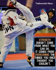 Korean Martial Art Taekwondo (태권도)