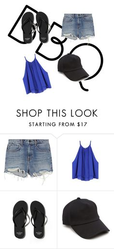 """""""BBQ"""" by kayley12-1 on Polyvore featuring Alexander Wang, Abercrombie & Fitch and rag & bone"""