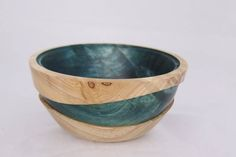 JP Neff. Green wave ash bowl.