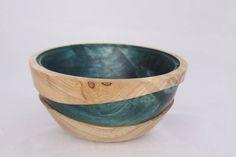 JP Neff. Green wave ash bowl.