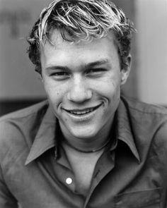 Heath Ledger Actor   Nombre: Heathcliff Andrew Ledger
