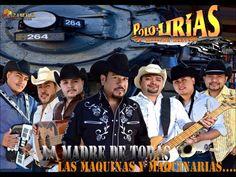 Polo Urias Y Su Maquina Nortena = Soledad **2012** (+playlist)/Polo Urias Y Su Maquina Nortena