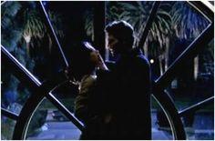 Buffy the Vampire Slayer - Passion - Angel breaks the neck of Jenny Calendar.