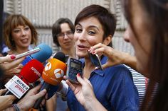 Madrid, 13 sep (EFE).- La secretaria general adjunta del grupo socialista en el…