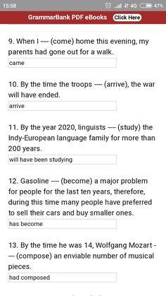 Advanced Grammar, European Languages, Troops, English, English Language