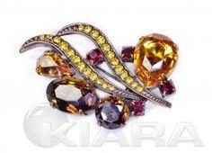 Najpiękniejsze broszki tylko u nas. Swarovski, Beaded Bracelets, Jewelry, Fashion, Moda, Jewlery, Bijoux, Fashion Styles, Pearl Bracelets