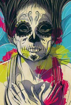 Digital Illustration | Illustrator: Cesar Moreno