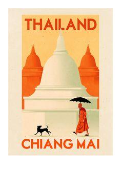 Rui Ricardo: Chiang Mai