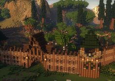 Alvaeron: A Medieval Fantasy Roleplaying Server Minecraft Server