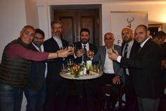İş insanları Glenfiddich viski tadım kokteylinde bir araya geldi