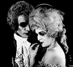 "Conrad Veidt and Anita Berber in ""Unheimliche Geschichten"" (1919)"
