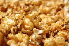 Disney Recipes: Caramel Corn from Sleepy Hollow (Magic Kingdom)  www.TheDisneyDiner.com