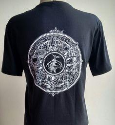 Camisa Mandala dos Orixás, façam sua encomenda.