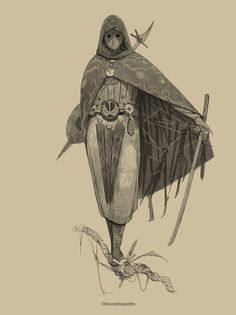 ArtStation - Highlanders - Sparrows, Bruno Biazotto