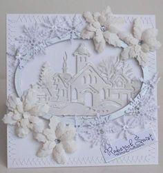Zdjęcie - Kartki świąteczne Boże Narodzenie ręcznie robione - Kartka.