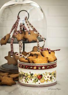 Gingerbread Galletas de genjibre