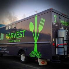 Harvest Mobile Cuisine - love their full wrap, simple and bold