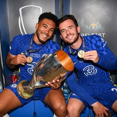 Chelsea Football, Chelsea Fc, Uefa Super Cup, Besties, Blue, Color, Hot, Gay Couple, Colour
