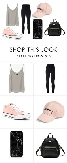 """""""Other"""" by emma-tumbles ❤ liked on Polyvore featuring adidas Originals, Converse and Amici Accessories"""