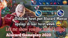 Alucard Maniac Dibase Musuh!! Begini Cara Main Alucard Auto Mvp - Bukan ... Alucard Mobile Legends, Puns, Maine, Let It Be, Baseball Cards, Youtube, Clean Puns, Funny Puns, Youtubers
