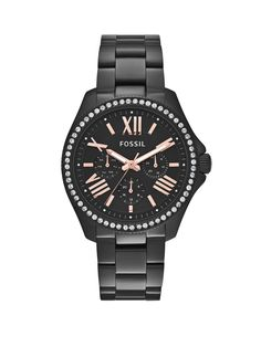 Cecile Multi-Function Stainless Steel Ladies Watch, http://www.very.co.uk/fossil-cecile-multi-function-stainless-steel-ladies-watch/1419068223.prd