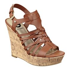 G by Guess Dede Slingback Sandals