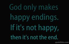 How would winding up in hell for eternity be a happy ending? I don't believe it, I'm just saying. #atheism Anyone reading the comments below and wondering what is so wrong with religion, please see http://pinterest.com/pin/128704501820908187/ for a brief overview.