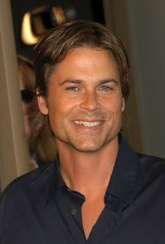 Rob Lowe, actor, born in Dayton, Ohio Pretty People, Beautiful People, Dayton Ohio, Cincinnati, Cleveland, Rob Lowe, Raining Men, Famous Faces, Gorgeous Men