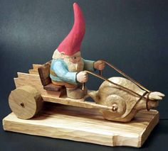 gnome and snail
