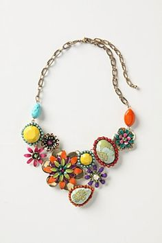 Must look through my broaches. What a great recycled idea for things you may not wear anymore!