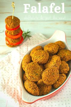Falafel, Bacon, Food And Drink, Healthy Recipes, Breakfast, Foods, Homemade Food, Diet, Fine Dining