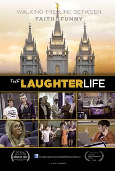 When you think of sketch comedy, the Mormon Church may not be the first thing that springs to mind. With the huge popularity of the play The Book of Mormon