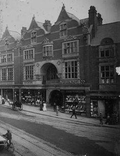 Queen's Arcade, Queen Square, Wolverhampton, Early 20th century, p/4974   Flickr - Photo Sharing!