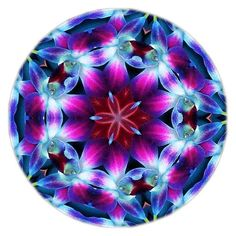 Kaleidoscope-amh66 by Ate My Crayons, via Flickr