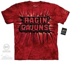 Louisiana Ragin' Cajuns - XL