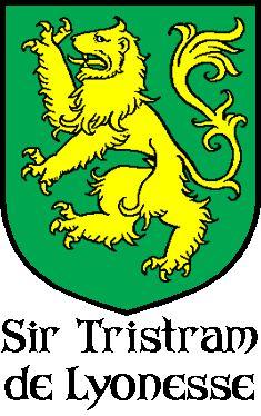 Sir Tristram of Lyonesse | King Arthur's Camelot