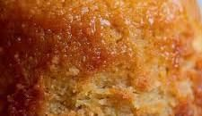 Try the Hairy Bikers' recipe for a classic steamed syrup sponge, simple to make and guaranteed to impress. Golden Syrup Pudding, Sponge Pudding Recipe, Steamed Pudding Recipe, Steamed Cake, Pudding Recipes, Dessert Recipes, Christmas Pudding, Christmas Desserts, Dinner Party Desserts
